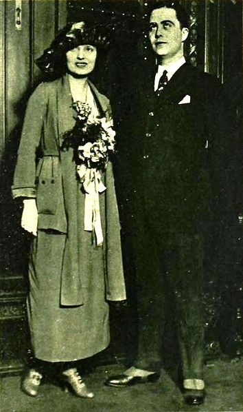 File:Alice Joyce - Wedding 1920.jpg