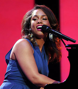 Talk About Our Love - Image: Alicia Keys 2011