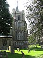 All Saints Church - the tower - geograph.org.uk - 1267398.jpg