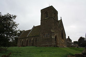 Eskdaleside cum Ugglebarnby - All Saints Church
