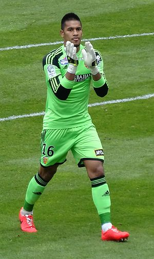 Alphonse Areola - Areola playing for Lens in 2014