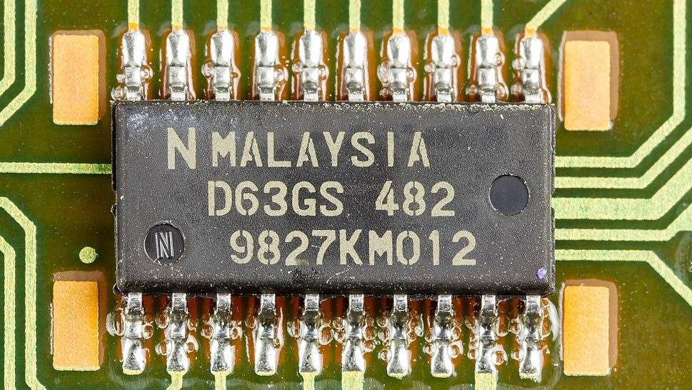 Alps remote control BHR970001B - NEC D63GS-7525