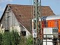 Alter Schuppen am Bahngleis - panoramio.jpg