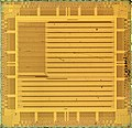 Altera MAX II die shot - top metal - stitched (5x) (33460786318).jpg