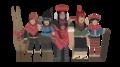 Alto's Adventure concept art - 03 Characters.png