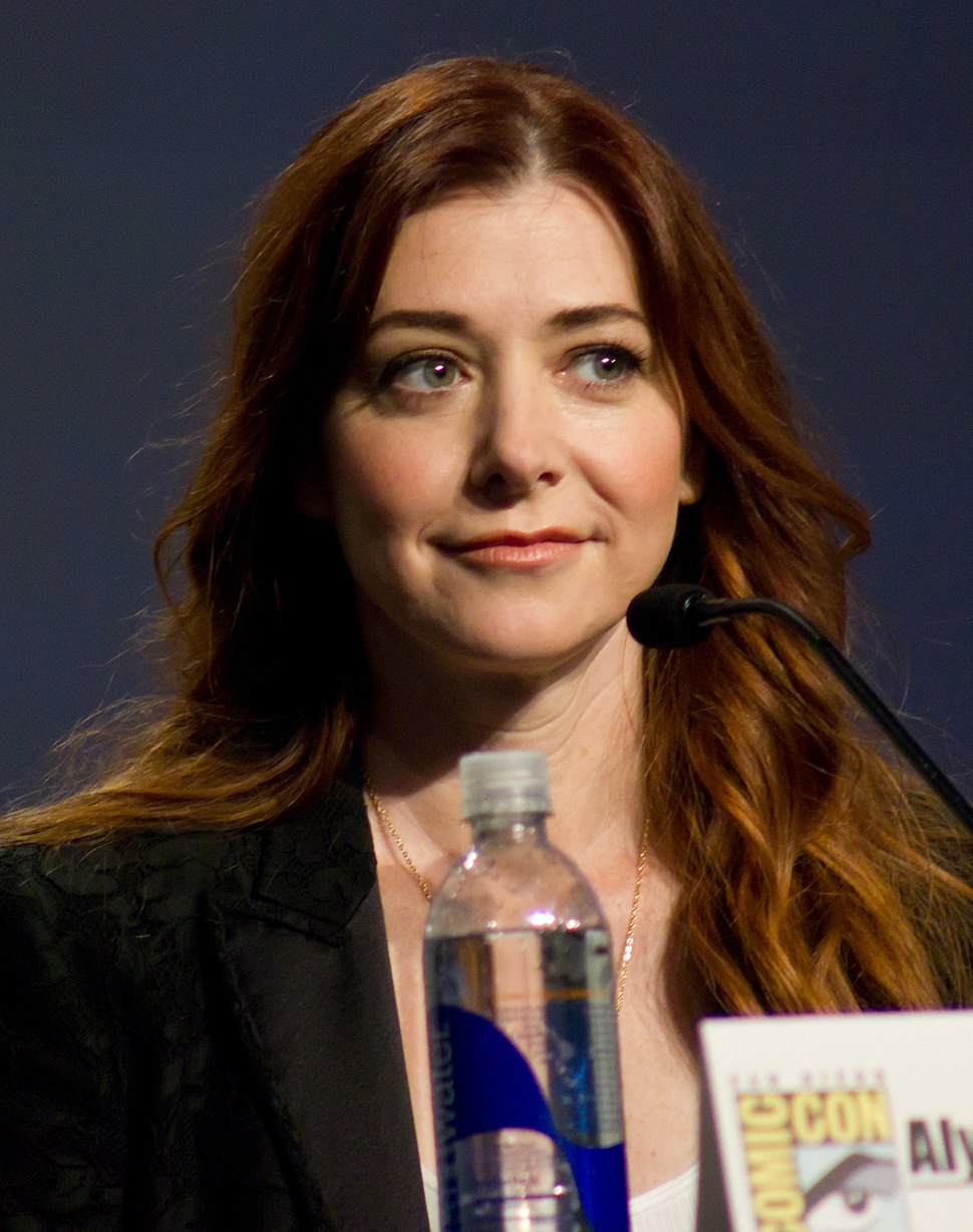 Alyson Hannigan, 2013-07-20 (cropped)