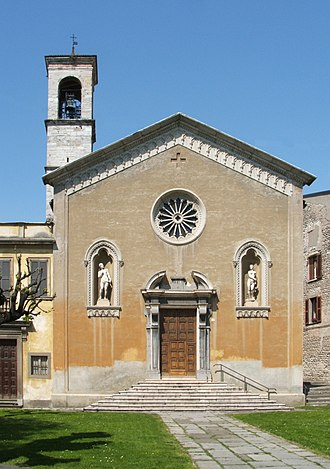 Alzano Lombardo - Saint Peter's Church