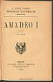 Amadeo I 1910 Pérez Galdós.jpg