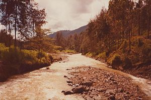 Enga Province - Ambum River