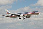 American Airlines Boeing 757-200 N640A (16423735652).jpg