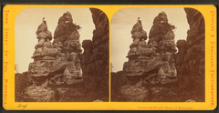 Among the wonder rocks of Wisconsin, by Zimmerman, Charles A., 1844-1909.png