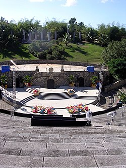 Altos de Chavón (Amphitheater)