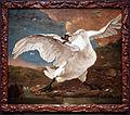 Amsterdam - Rijksmuseum 1885 - The Gallery of Honour (1st Floor) - The Threatened Swan c. 1650 by Jan Asselijn.jpg