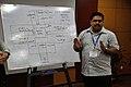 Amulya Kumar Jena Shares Ideas - Collections and Storage Management Workshop - NCSM - Kolkata 2016-02-19 9842.JPG