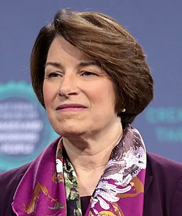 Amy Klobuchar April 2019
