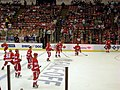 Anaheim Ducks vs. Detroit Red Wings Oct 8, 2010 07.JPG