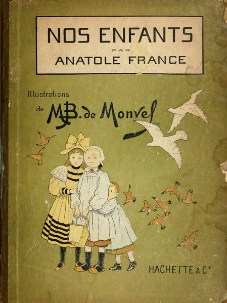 File:Anatole France - Nos enfants.djvu