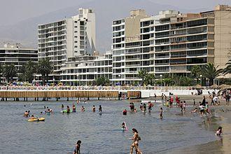 Ancón District - Ancon Beach Resort