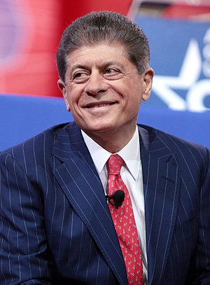 Andrew Napolitano - Andrew Napolitano at the 2015 Conservative Political Action Conference.