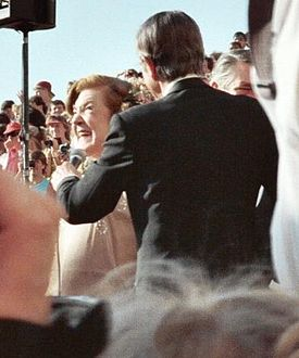 Ramsey at the 1988 Academy Awards