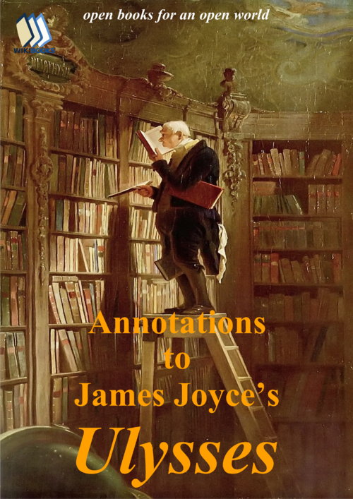 Httpwww Overlordsofchaos Comhtmlorigin Of The Word Jew Html: Annotations To James Joyce's Ulysses/Cover