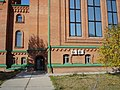 Annunciation Orthodox Cathedral, Pavlodar. Southern wall of the building.jpg