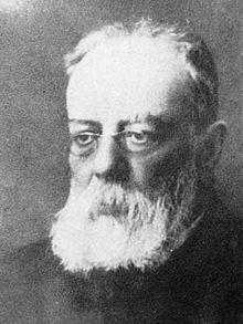 Anselmo Lorenzo, ¿hacia 1900?