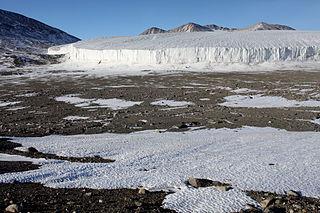 Commonwealth Glacier glacier in Antarctica