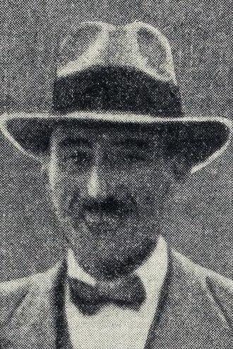 Antony Noghès - Noghès in 1934
