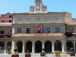 Antigua Casa Consistorial León