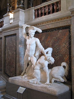 Antonio Canova-Theseus and Centaur-Kunsthistorisches Museum