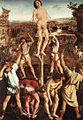 Antonio del Pollaiolo - Martyrdom of St Sebastian - WGA18032.jpg