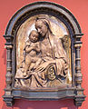 Antonio rossellino, madonna col bambino tremante, firenze, 1475 ca..JPG