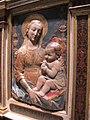 Antonio rossellino, madonna delle candelabre, 1457-1461 ca, 79x57 cm, coll privata 2.JPG