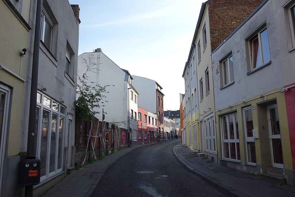 Prostitution aachen Rue Prostituée