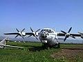 Antonov An-12 B (Chinese Y-8) (36902205792).jpg