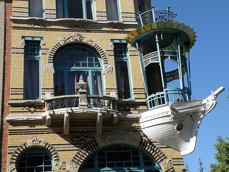 Antwerpen Schildersstraat n°2 & 6 (13).JPG