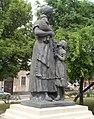 Anyák szobra, Szent Erzsébet téri park, 2018 Pesterzsébet.jpg