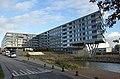 Apartment building Kraanbaan Alblasserdam 2018.jpg