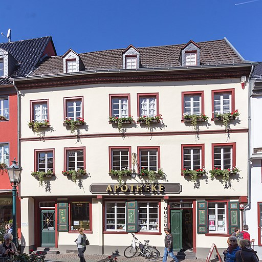 Apotheken-Museum Werther Straße 13, Bad Münstereifel-9932