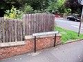 Appledore gardens entrance - geograph.org.uk - 1394708.jpg