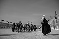 Arba'een In Mehran City 2016 - Iran (Black And White Photography-Mostafa Meraji) اربعین در مهران- ایران- عکس های سیاه و سفید 13.jpg