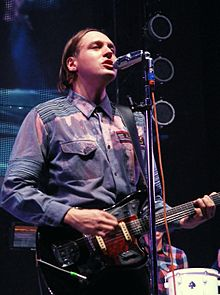 Description de l'image  Arcade fire live at manchester.jpg.