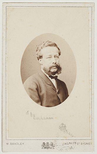 Archibald Berdmore Buchanan - Image: Archibald Berdmore Brine Buchanan Queensland politician