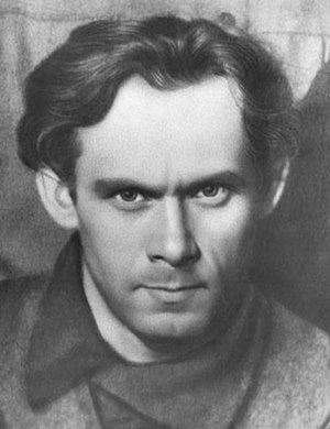 Ivan Leonidov - Leonidov in 1927