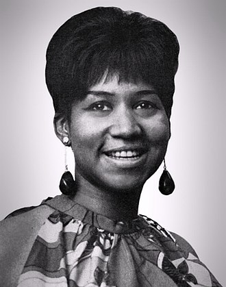 Aretha Franklin - Franklin in 1967