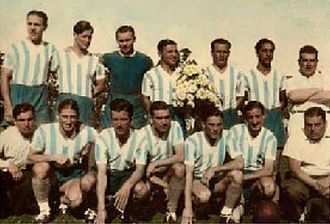 Argentino de Quilmes - The 1938 team that promoted to Primera División in 1938.