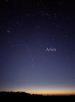 constellation belier