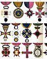 Aristide Michel Perrot - Collection historique des ordres de chevalerie civils et militaires (1820) pl. XIX1.jpg