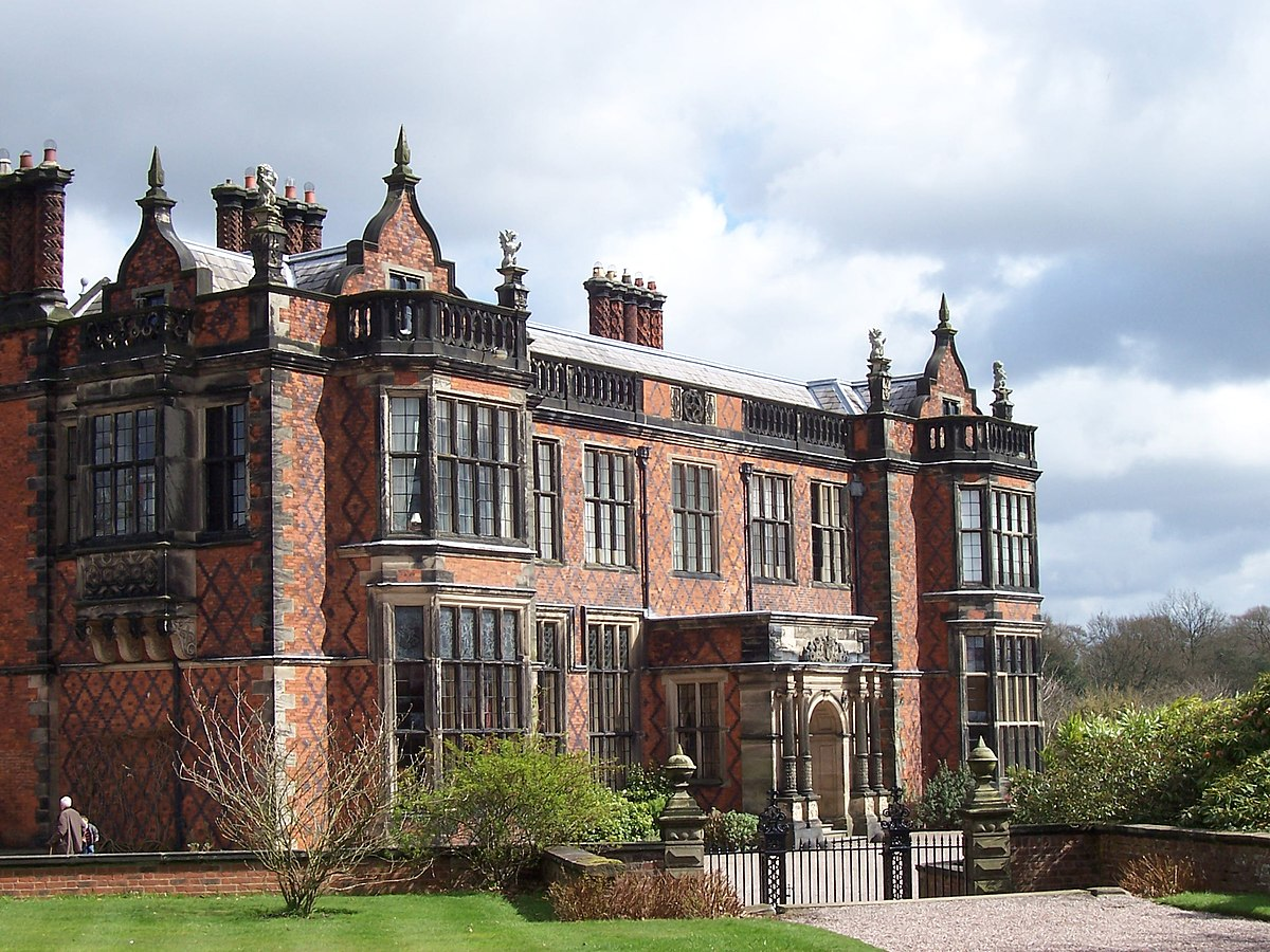 Brilliant Arley Hall Wikipedia Home Interior And Landscaping Dextoversignezvosmurscom